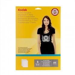 Hartie transfer termic A4 pentru textile negre