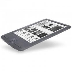eBook Reader Energy Sistem, 4 GB, 6 inch, microSD, functie audio, slim, Metek