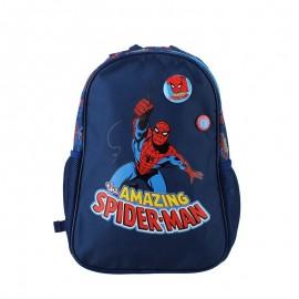 Ghiozdan Amazing Spiderman clasa 0, Albastru