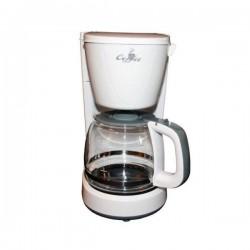 Cafetiera, 800W, capacitate 1 litru, recipient sticla, Home
