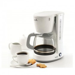 Cafetiera 800W, 1l, capacitate 8 cesti, Home