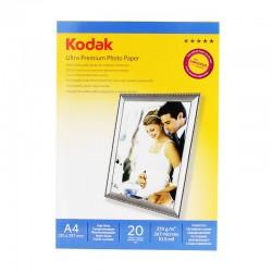 Hartie foto Kodak RC Ultra Premium A4 glossy 270g