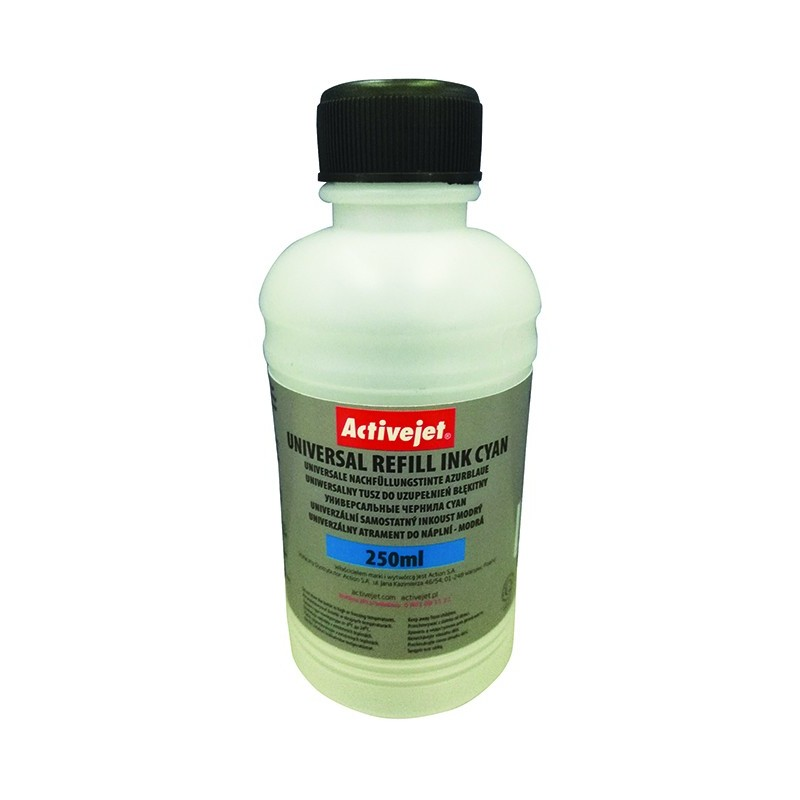 Cerneala refill color universala 250 ml