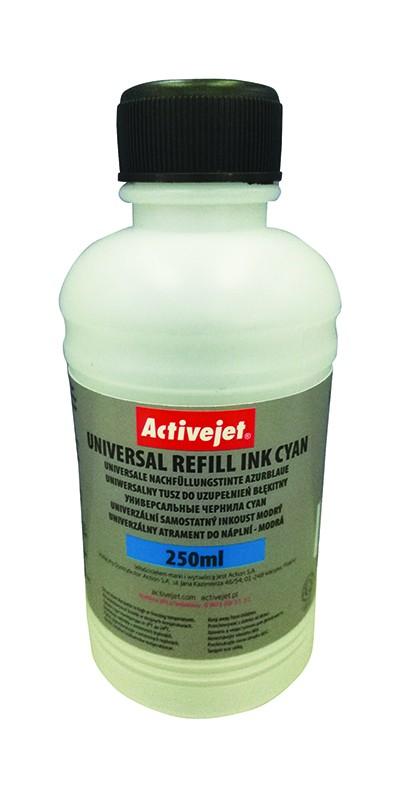 Cerneala Refill Color Universala 250 Ml Culoare: Cyan
