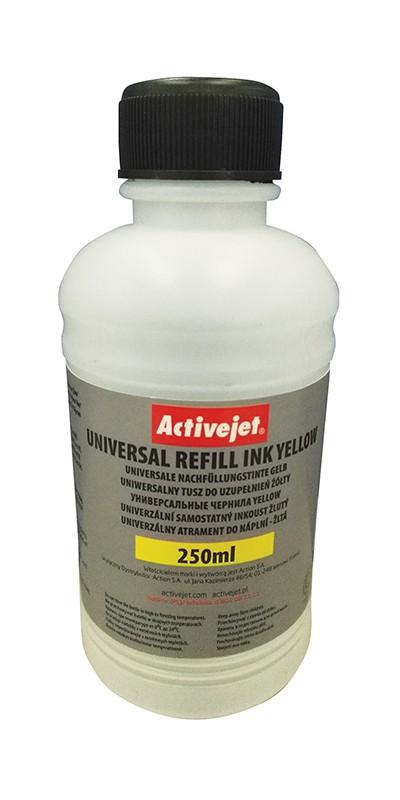 Cerneala Refill Color Universala 250 Ml Culoare: Yellow