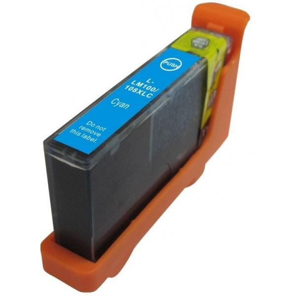 Cartus Inkjet Compatibil Lexmark L-lm100/108c  12.5ml  Cyan