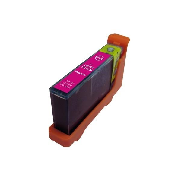 Cartus Inkjet Compatibil Lexmark L-lm100/108m  12.5ml  Magenta