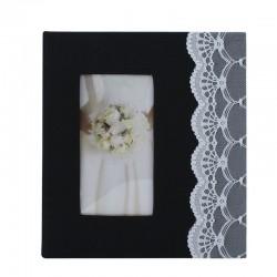 Album foto personalizabil Yes pentru fotografii autoadezive, 60 file, 29x32 cm