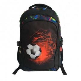 Ghiozdan Fotbal baieti, gimnaziu si liceu, 48cm, Daco