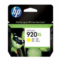 Cartus original HP920YXL Yellow pentru HP CD974AE, de capacitate mare