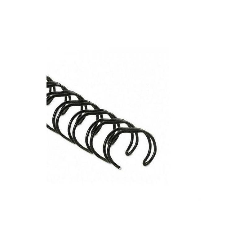 Inele metalice pentru indosariere pas 2:1 diametru 19 mm