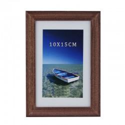 Rama foto Willa format 10x15, contur lemn