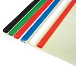 Baghete din plastic pentru indosariere 6 mm