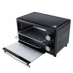 Mini cuptor electric, 900W, 10 l, timer, 3 accesorii, Esperanza Calzone