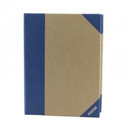 Album foto Photos, 100 poze, 10x15 cm, 50 file albe, carton rigid