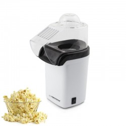 Masina preparat popcorn fara ulei, putere 1200W, capacitate 0.26 L, Esperanza