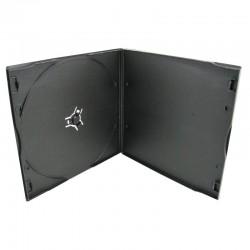 Carcasa Slim  neagra pentru DVD 5 mm