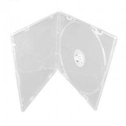 Carcasa pentru CD/DVD slim transparenta 5 mm