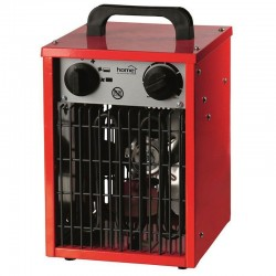 Aeroterma portabila cu ventilator, 2000W, 3 functii, termostat, Home