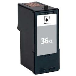 Cartus compatibil 18C2130 18C2150 18C2170 18C2190 Lexmark 36 Negru