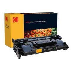 Toner original Kodak, compatibil cu HP CF287A Black, 9.000 pagini, Premium Kodak