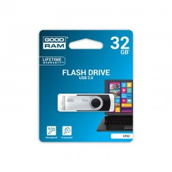 Stick memorie 32GB, Flash Drive USB 2.0, GoodRam UTS2