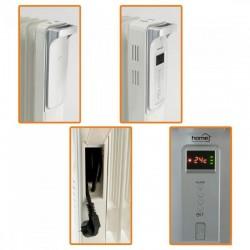Calorifer electric, 2200W, ecran digital, 11 elementi, Home