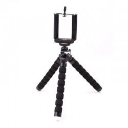 Mini trepied flexibil, reglabil 4 - 6 inch, pentru telefonul mobil