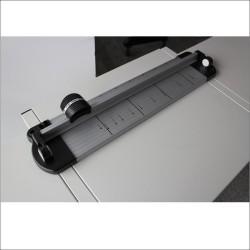 Trimmer manual cu 5 cutite de taiat documente Lucard ALT-460