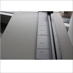 Trimmer manual cu 5 cutite de taiat documente Lucard ALT-460 masa de lucru