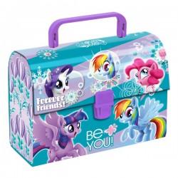 Gentuta de mana My Little Pony, cu maner si incuietoare, Starpak