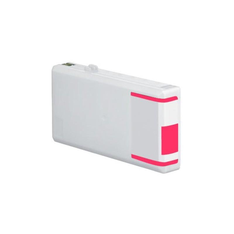 Cartus compatibil pentru Epson C13T70124010  T7013 Magenta