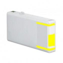 Cartus compatibil pentru imprimante Epson C13T70144010 T7014 Yellow