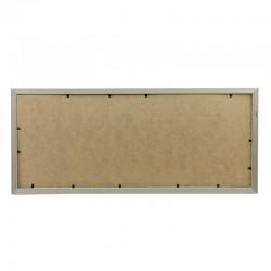 Rama foto Avery, 3 poze, 23x54 cm, 6 carlige prindere, lemn, maro