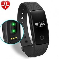 Bratara fitness, Bluetooth 4.0, Android, iOS, ecran OLED, SoVogue