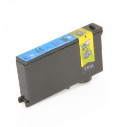Cartus compatibil 14N1069E pentru Lexmark, 13 ml, Cyan, 100XL, 108XL, Procart