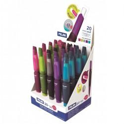 Set 5 creioane mecanice mina HB 0.5 mm, Milan