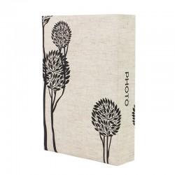Album 200 poze, 10x15 cm, spatiu notes, Simple Liliac