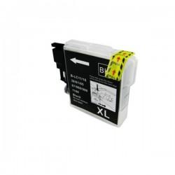 Cartus compatibil pentru Brother LC1100 LC980 LC61 Black