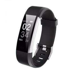 Bratara Smart Watch Fitness SE09S, 14 functii, display OLED, iOS si Android, SOVOGUE