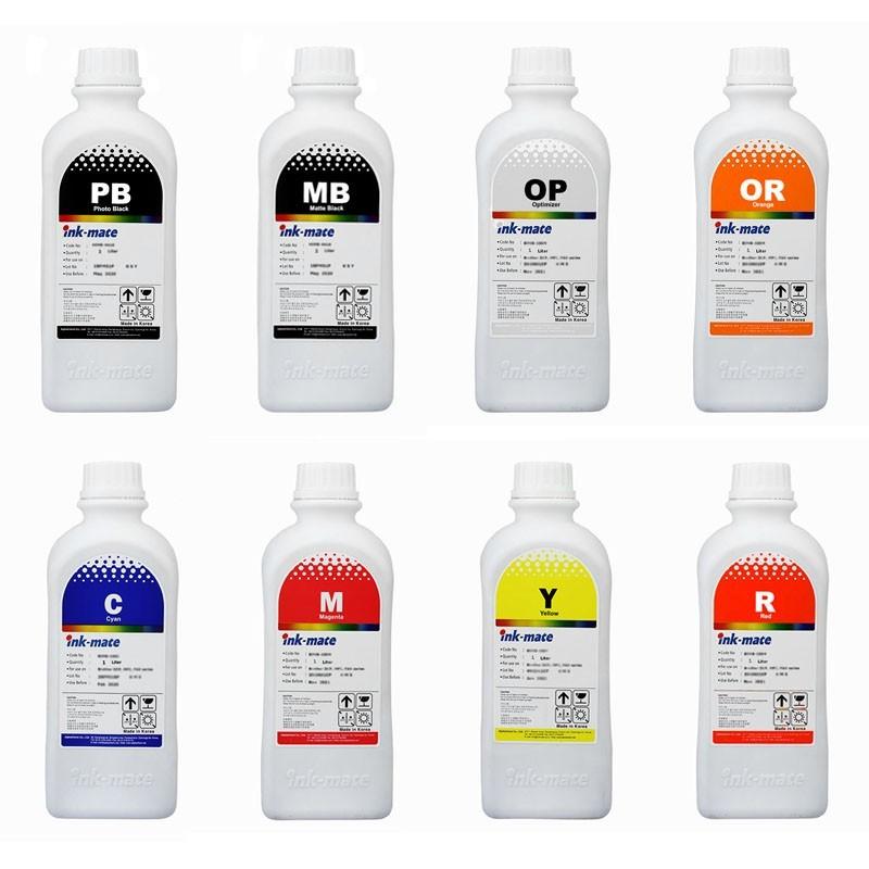 Cerneala SuperChrome pigment pentru Epson R2000 set 8 culori