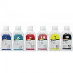 Cerneala pentru cartuse reincarcabile Epson in 6 culori