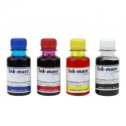 Set 4 culori cerneala refill pentru Brother T300 T500 T700 T800