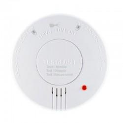 Detector optic de fum, indicator LED, 9V, 85 dB, Home
