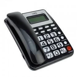 Telefon FIX, ID apelant, FSK/DTMF, calculator, calendar, memorie, OHO