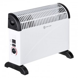 Convector electric 2000 W, 3 trepte, Turbo Lime, Furizu
