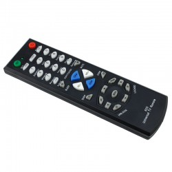 Telecomanda universala pentru TV, distanta de operare 10 m