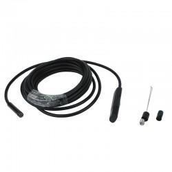 Camera video Endoscop rezistenta la apa, USB