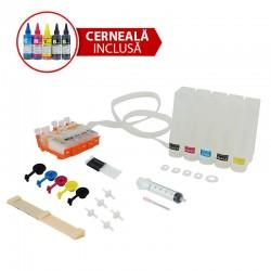 CISS pentru CANON MG4850 MG5150 MG5250 MX885 IX6550