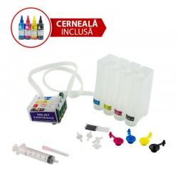 CISS pentru Epson T1631/T1632/T1633/T1634